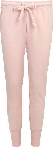 Fame Pink Fleece Jogging Trousers