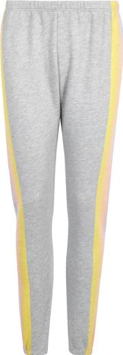 Spectrum Striped Terry Jogging Trousers