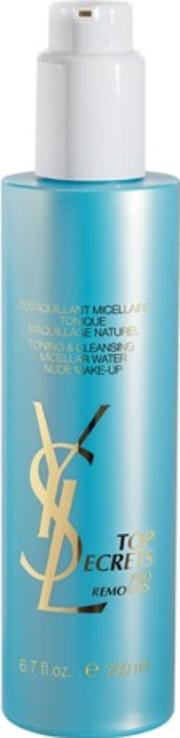 Top Secrets Toning And Cleansing Water 200ml
