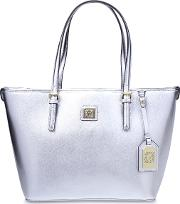 Perfect Tote Hobo Bags, Silver