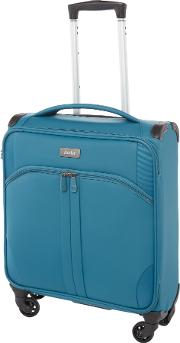 Aire Teal 4 Wheel Cabin Suitcase