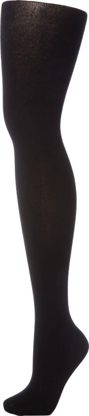 Luxury Soft Opaque 200d Tights, Black