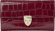 Aspinal Of London Mayfair Purse, Red