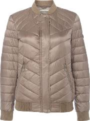 Primaloft Packable Down Bomber, Beige