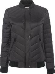 Primaloft Packable Down Bomber, Black