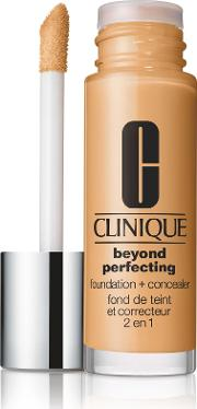 Beyond Perfecting 2 In 1 Foundation And Concealer, Ecru
