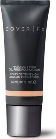 Natural Finish Oil Free Foundation 30ml, G20