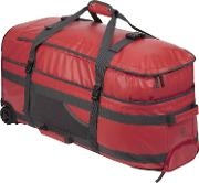 Longhaul Luggage Bag, Red