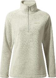 Moira Hz Fleece, White