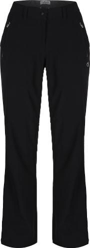 Pro Lite Softshell Trousers, Black