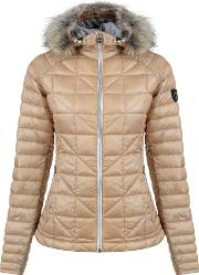 Endow Insulated Jacket, Gold