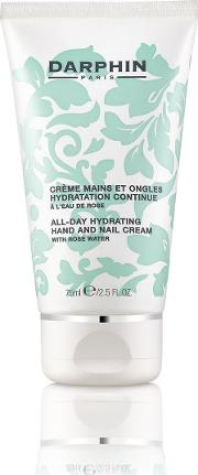 All Day Hydrating Hand Cream With Rosewater