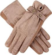 Ladies Casual Gloves, White
