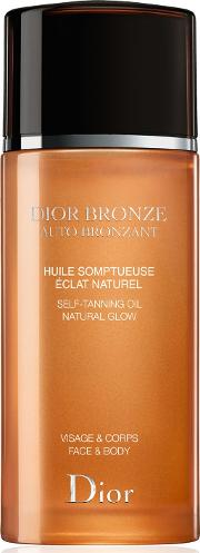 Self Tanning Oil Natural Glow