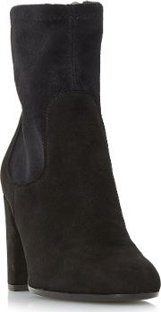 Oliah Clean High Block Ankle Boots