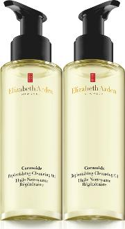 Elizabeth Arden Ceramide Replenishing Cleansing Oil 200ml