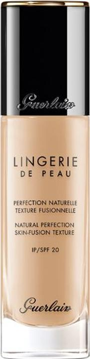 Lingerie De Peau Foundation 30ml, 02w Light Warm