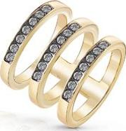 G Colours Ring, Gold