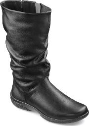 Hotter Mystery Ladies Original Boots, Black