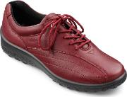 Tone Lightweight And Long Lasting Shoes, Red