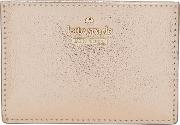 Highland Drive Card Holder, Rose Gold