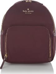 Kate Spade New York Hartley Backpack Bag, Red