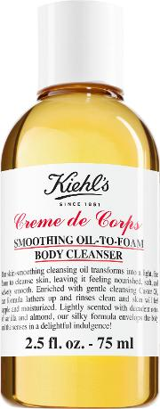 Creme De Corps Smoothing Oil Foam Body Cleanser