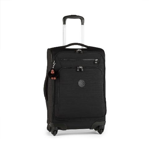 Youri Spin 55 Small Cabin Size Spinner, Black