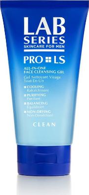 Ls Pro All In One Face Cleansing Gel