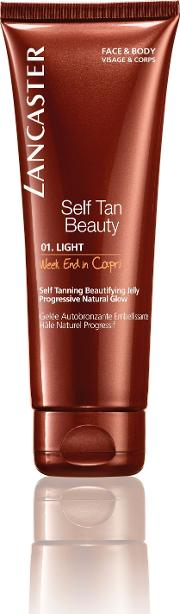 Beautyfying Jelly Natural Glow Face & Body 125ml