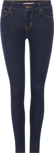 Innovation Super Skinny Jean In Leg Length 30, Denim Dark Wash