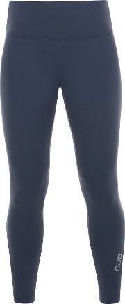 Deena Core Ankle Biter Tights, Blue
