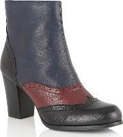 Halona Ankle Boots, Black