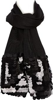Sicillascarf Scarves, Black
