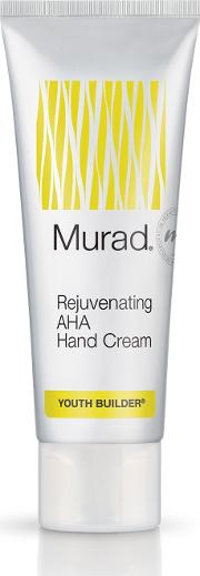 Rejuvenating Aha Hand Cream
