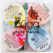 Variety Four Face Mask Pack For Radiant Skin
