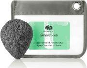 Exclusive Charcoal Infused Facial Sponge