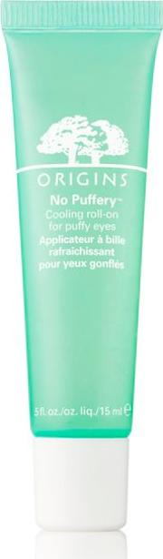 No Puffery Cooling Roll On For Puffy Eyes 15ml