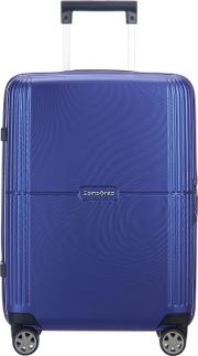Orfeo Blue 55cm Cabin Spinner Suitcase