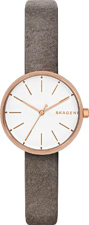 Skw2644 Strap Watch, Rose Gold