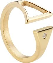 Rohaise Gold Ring, Gold