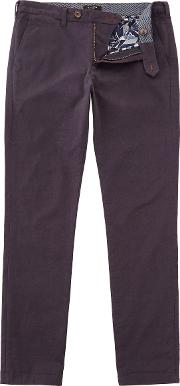 Men's  Tapcor Tapered Fit Chinos, Blue