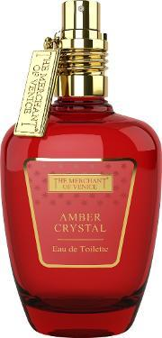 Amber Crystal Eau De Toilette 50ml