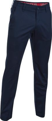 Men's  Performance Chino Trousers, Blue