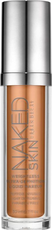Naked Skin Liquid Foundation, 7.0