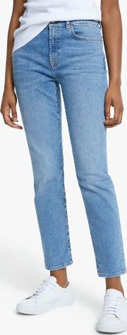 Relaxed Skinny Slim Illusion Jeans