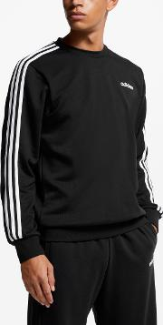 Essentials 3 Stripes Sweatshirt