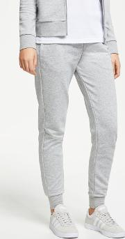 Essentials Solid Tracksuit Bottoms