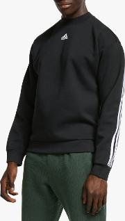 Must Have 3 Stripe Crew Sweatshirt