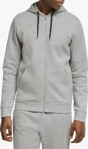Must Have Plain Full Zip Hoodie